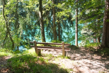 Wolfgangsee im Salzkammergut
